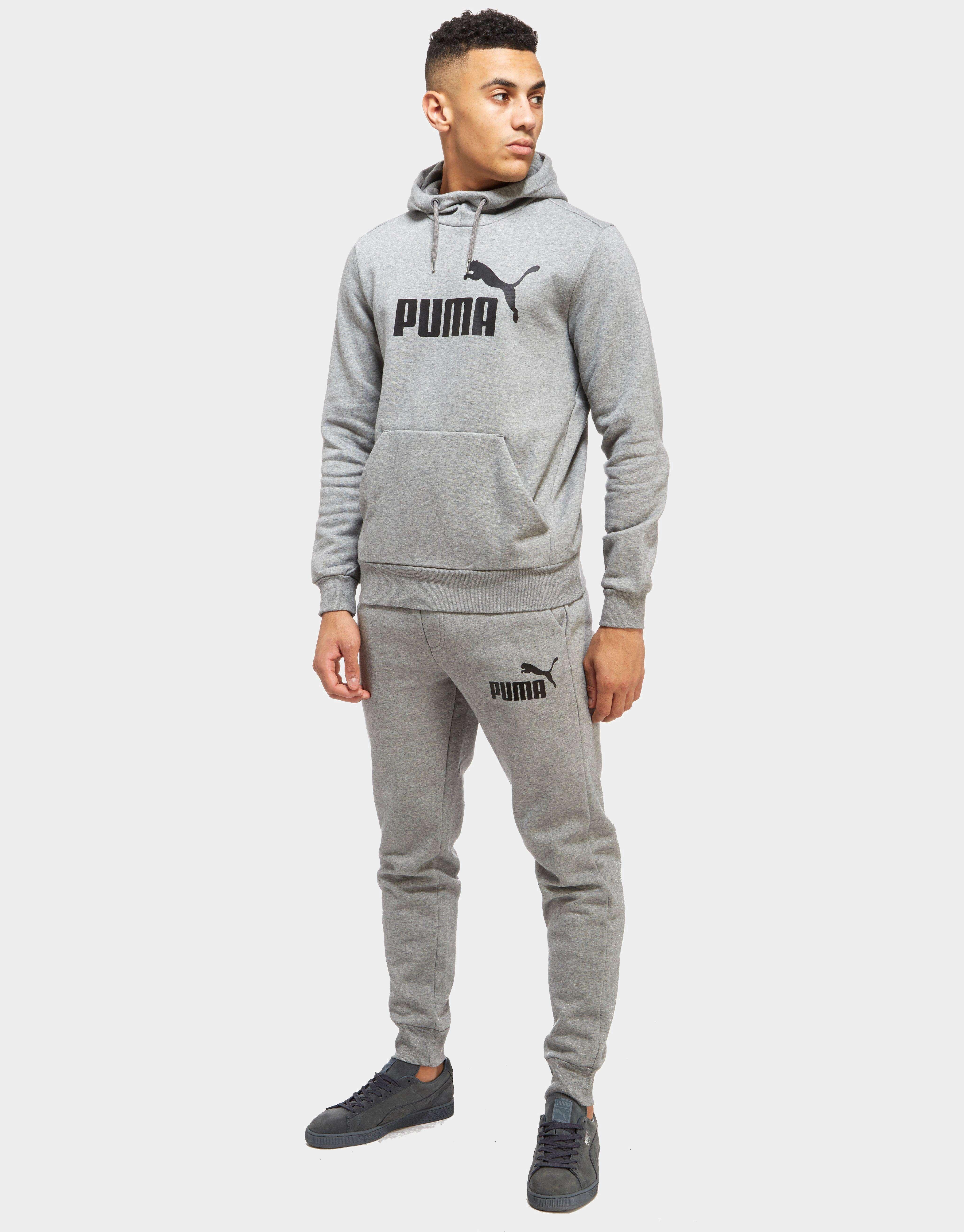 PUMA Core Logo Overhead Hoody