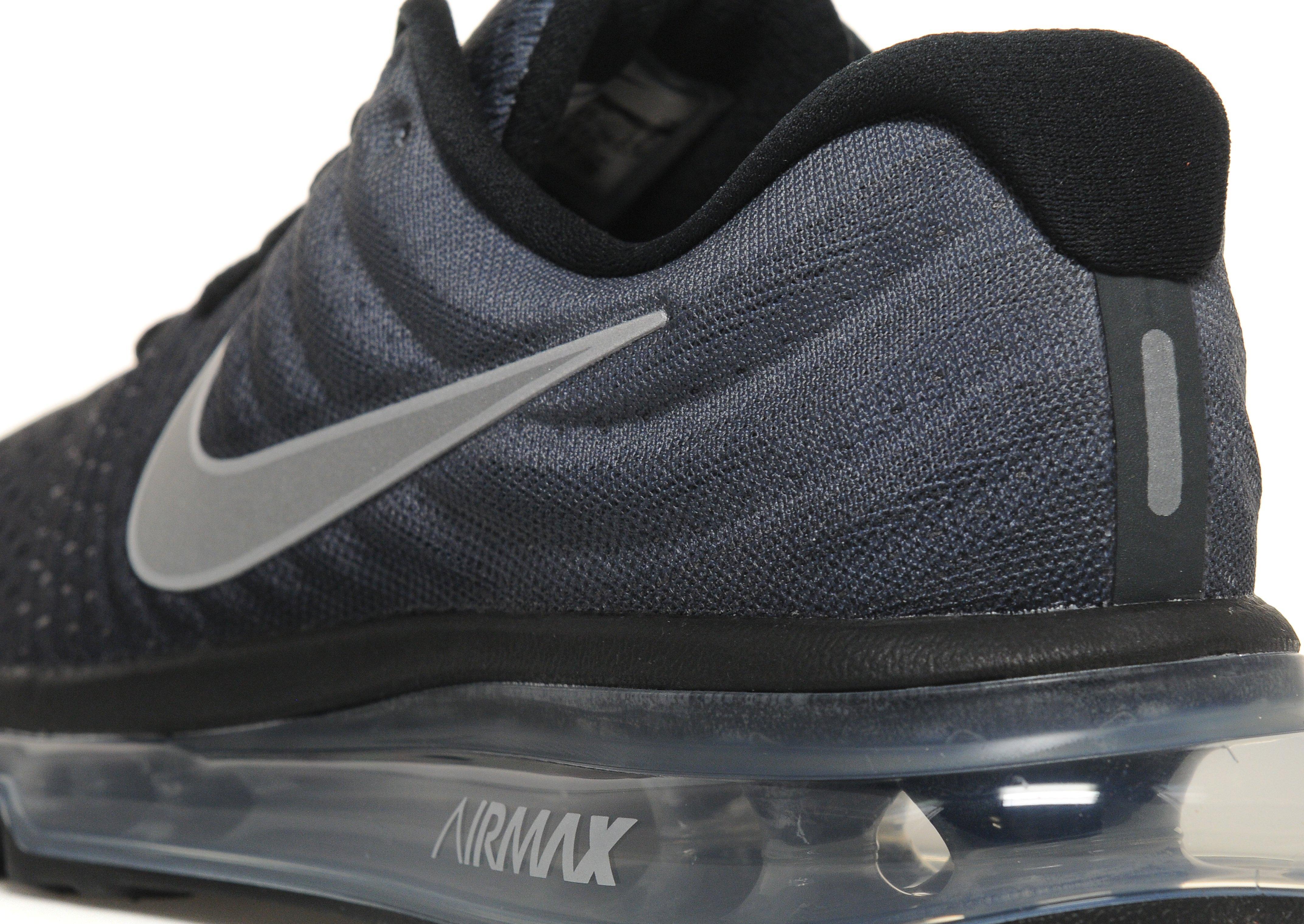save off a7ba4 8f344 nike air max 2017 blanche et noir,BASKET Baskets NIKE Air Max 2017  Chaussures de Running Ho