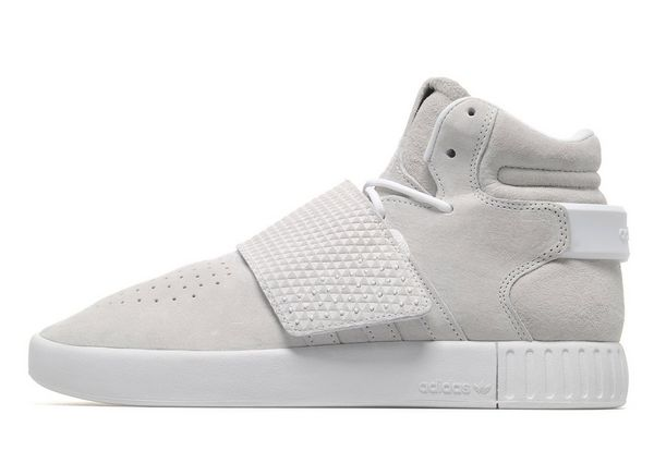 Adidas tubular invader strap rose