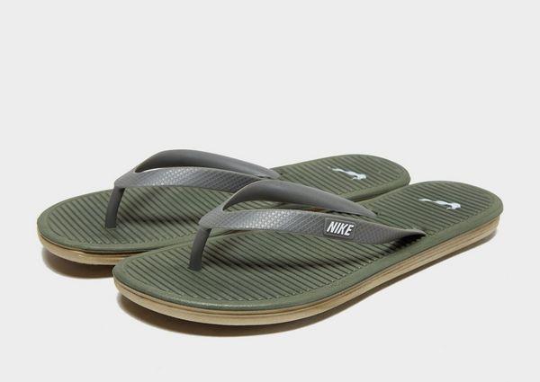 1f1ec932b7a Nike Solarsoft II Flip Flops
