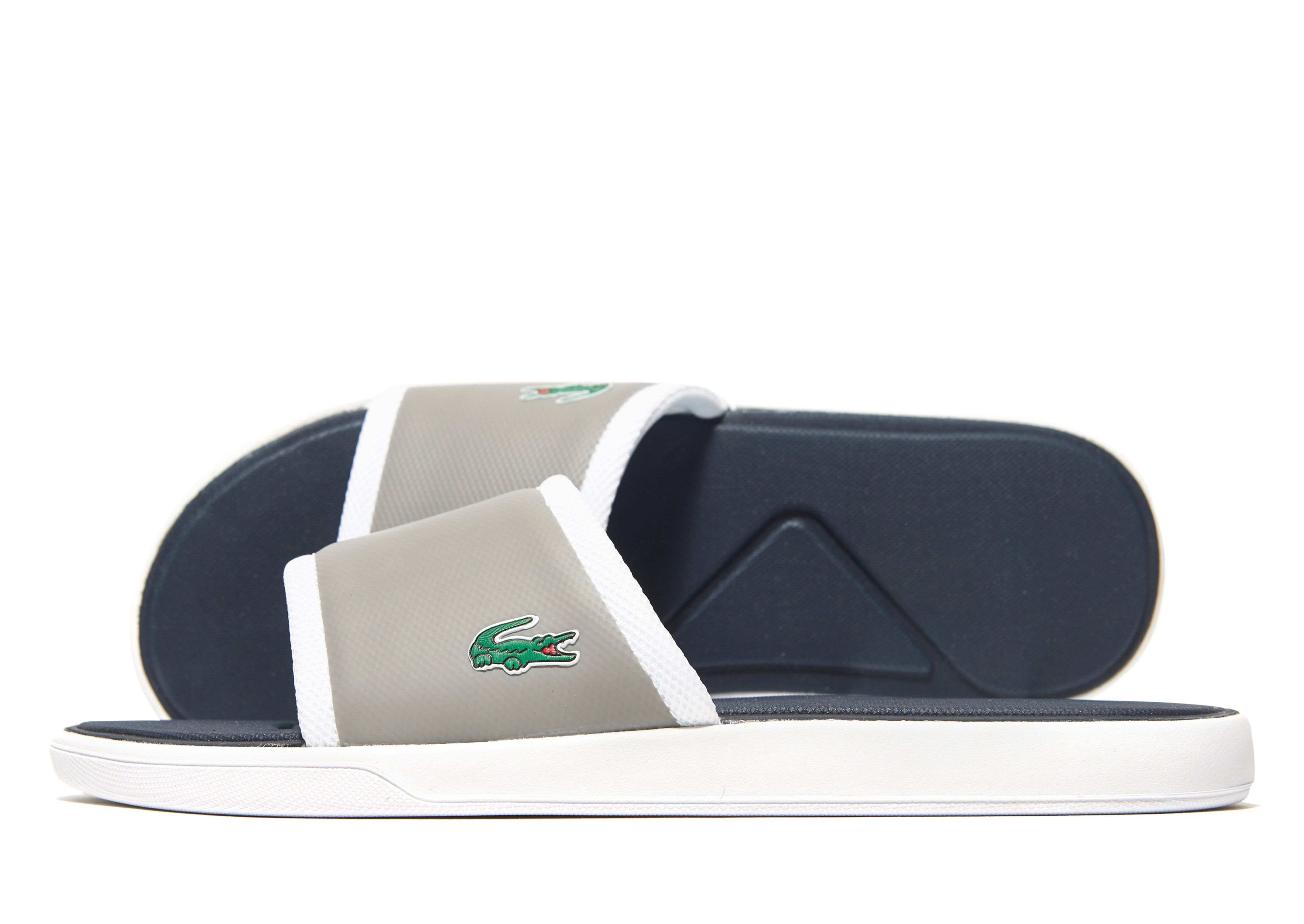 the latest 49047 3483a 50%OFF Lacoste L30 Slide   JD Sports