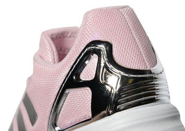 adidas flux rosa weiß