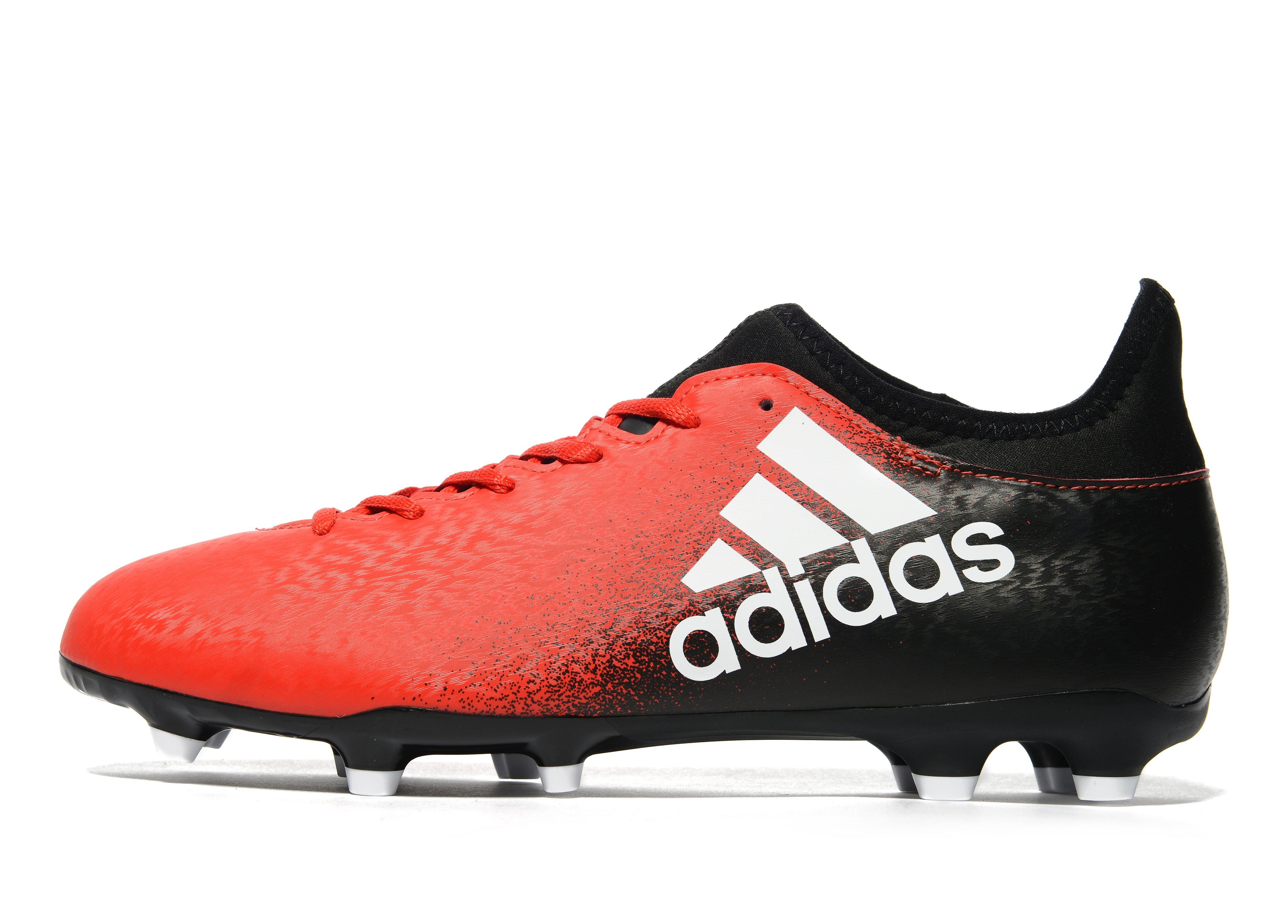 4db9ee7a0 football boots white red; adidas red limit x 16.3 fg jd sports