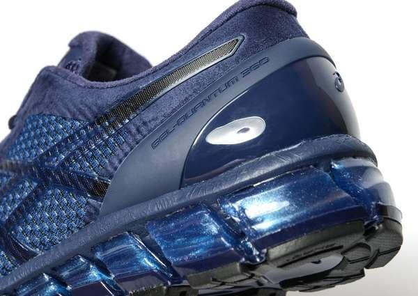 asics gel quantum 360 bleu marine