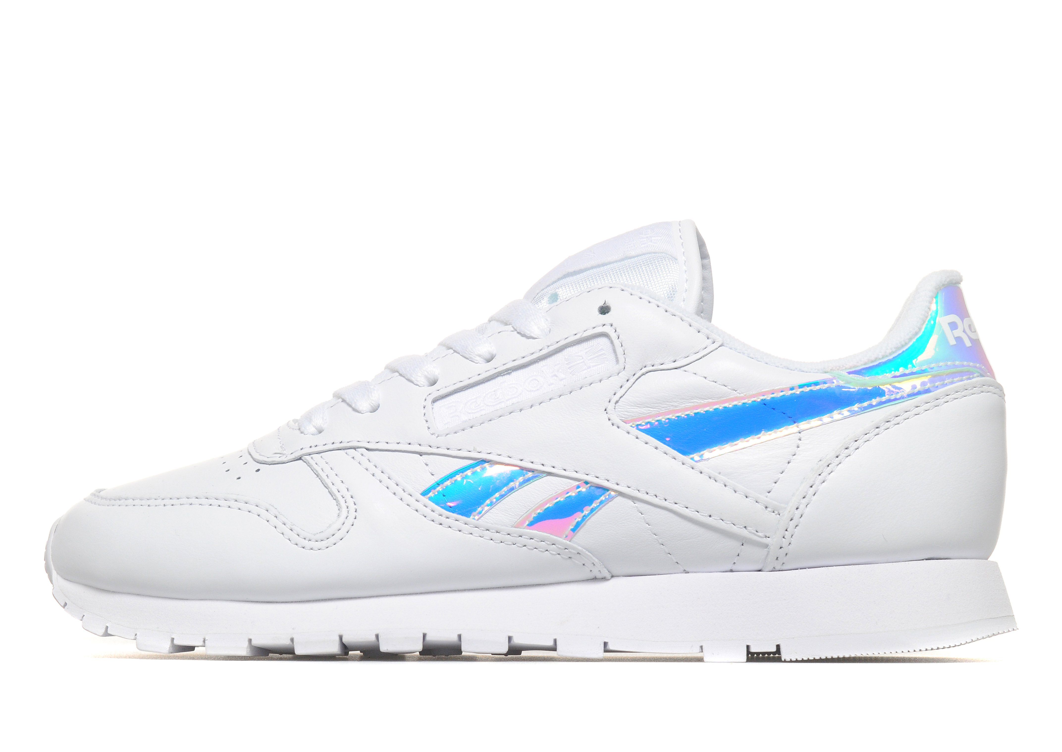 d6d877a492c5 free shipping Reebok Classic Leather Iridescent Women s
