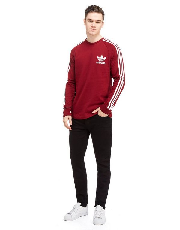 adidas original california t shirt long sleeve