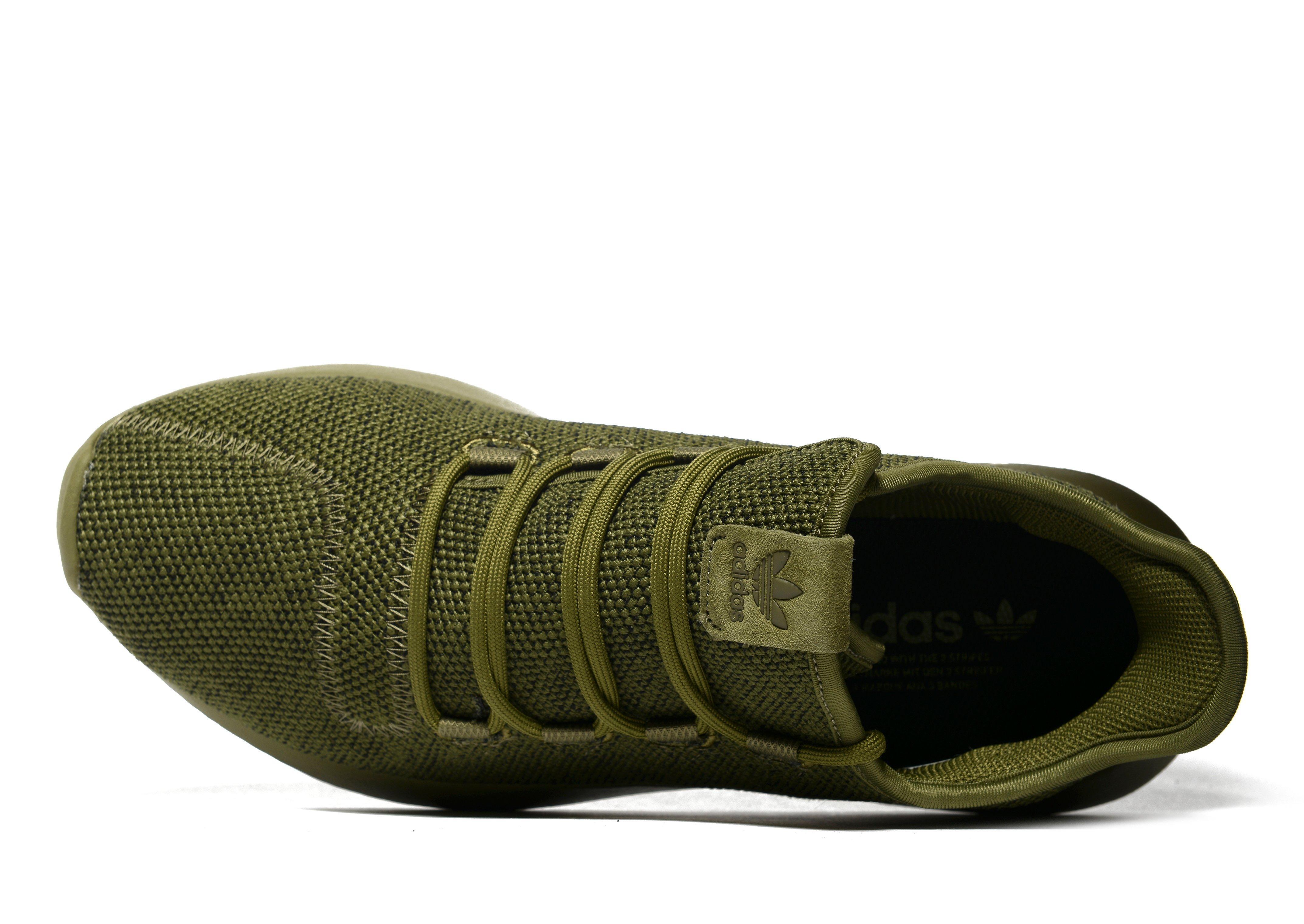 adidas tubular shadow kaki femme