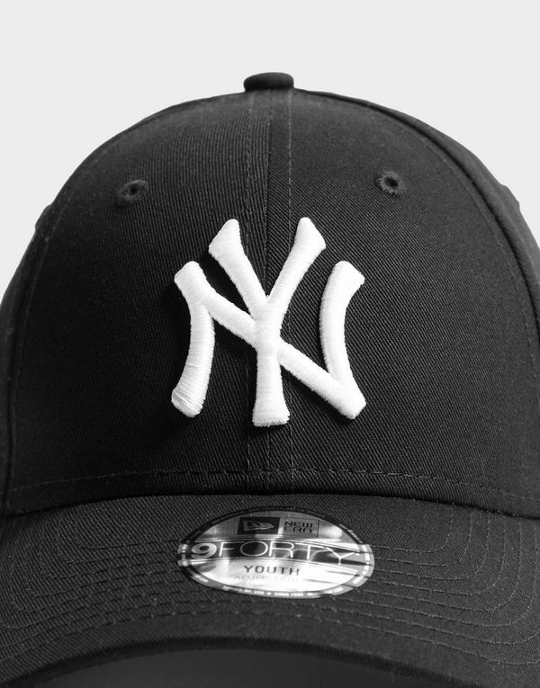New Era MLB 9FORTY New York Yankees Cap Junior  ab69a1f653