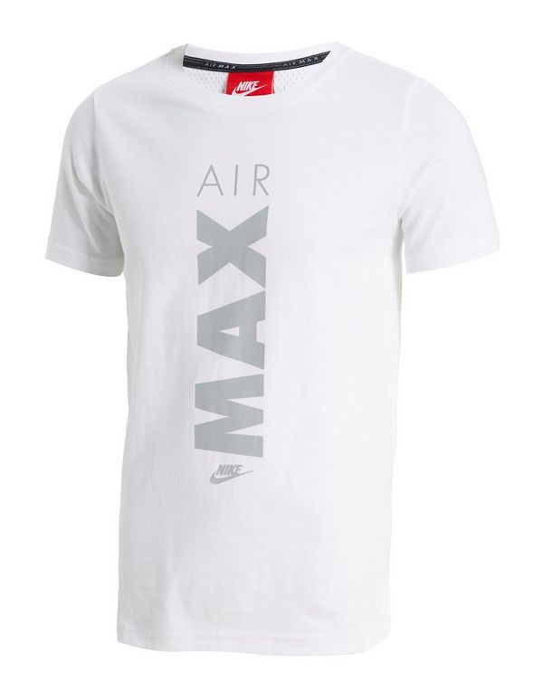 nike air t shirt weiß