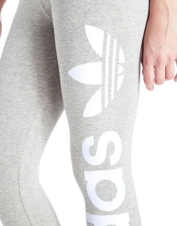 adidas Originals Girls' Logo Tights Junior