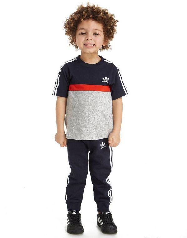 adidas Originals Itasca Colour Block T-Shirt Infant