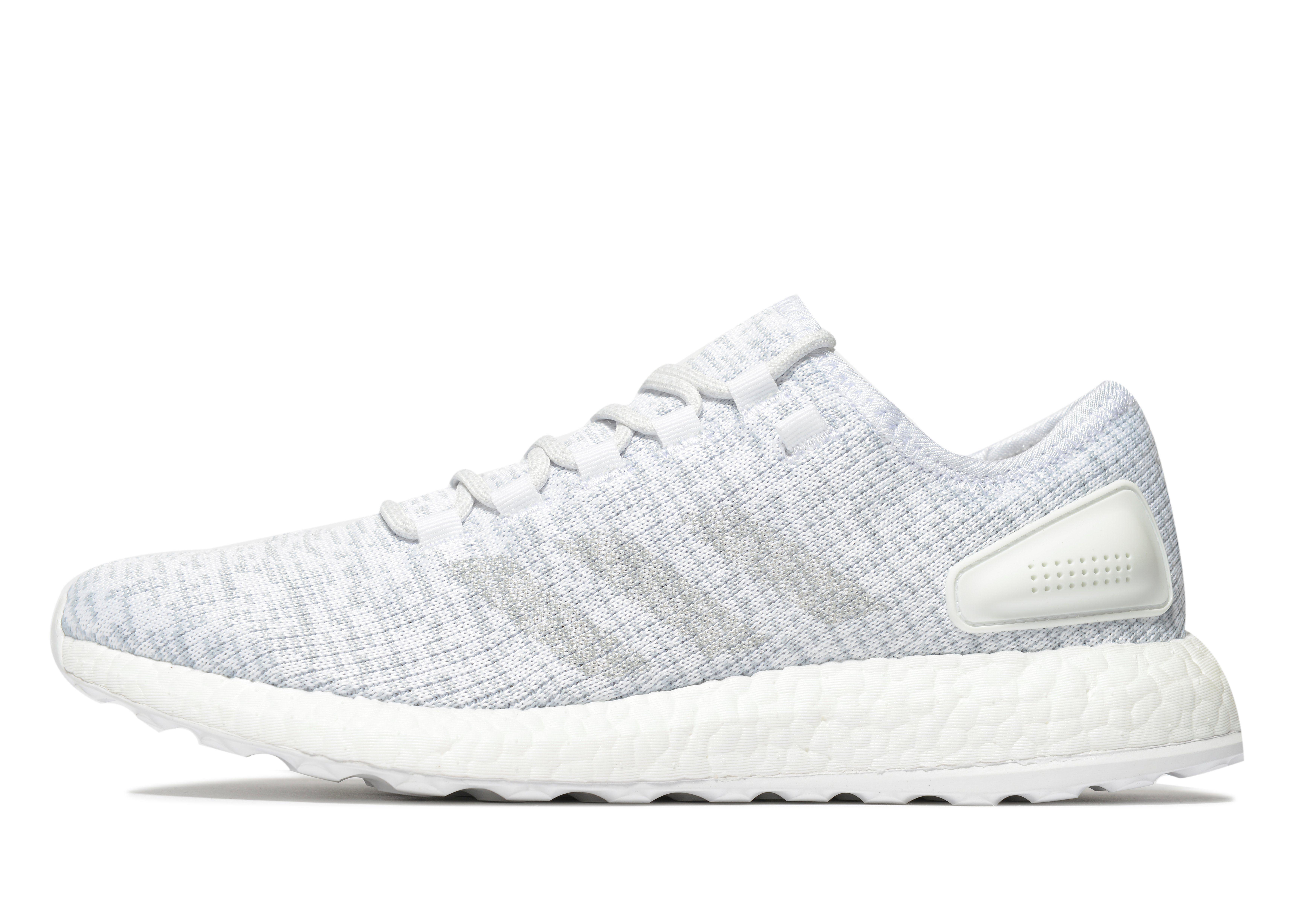 96fd55894e adidas pure boost mens white