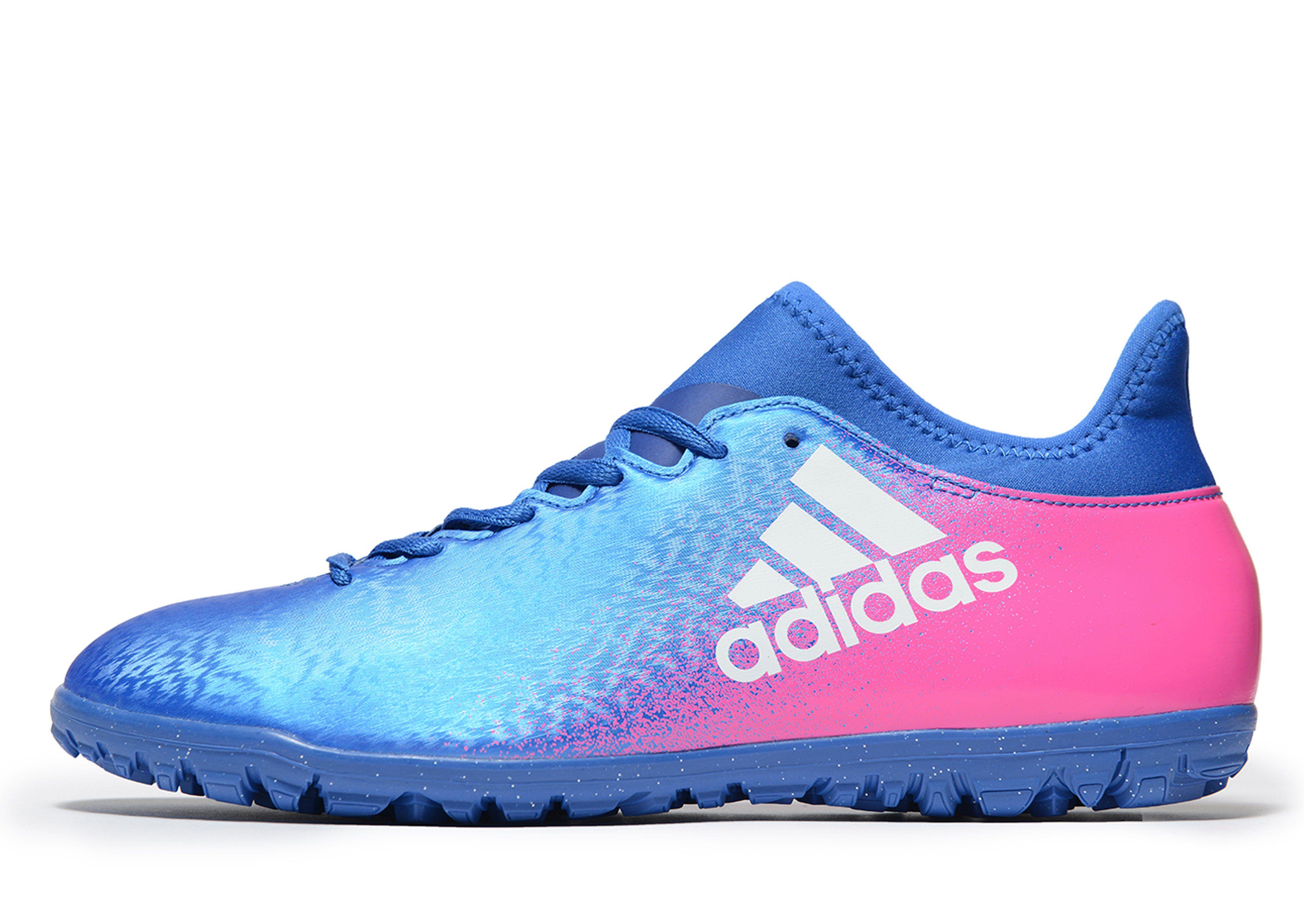 adidas X 16.3 TF Blue - Mens  - Size