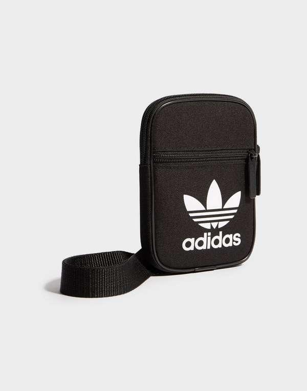 00278b82aead adidas Originals Trefoil Festival Bag