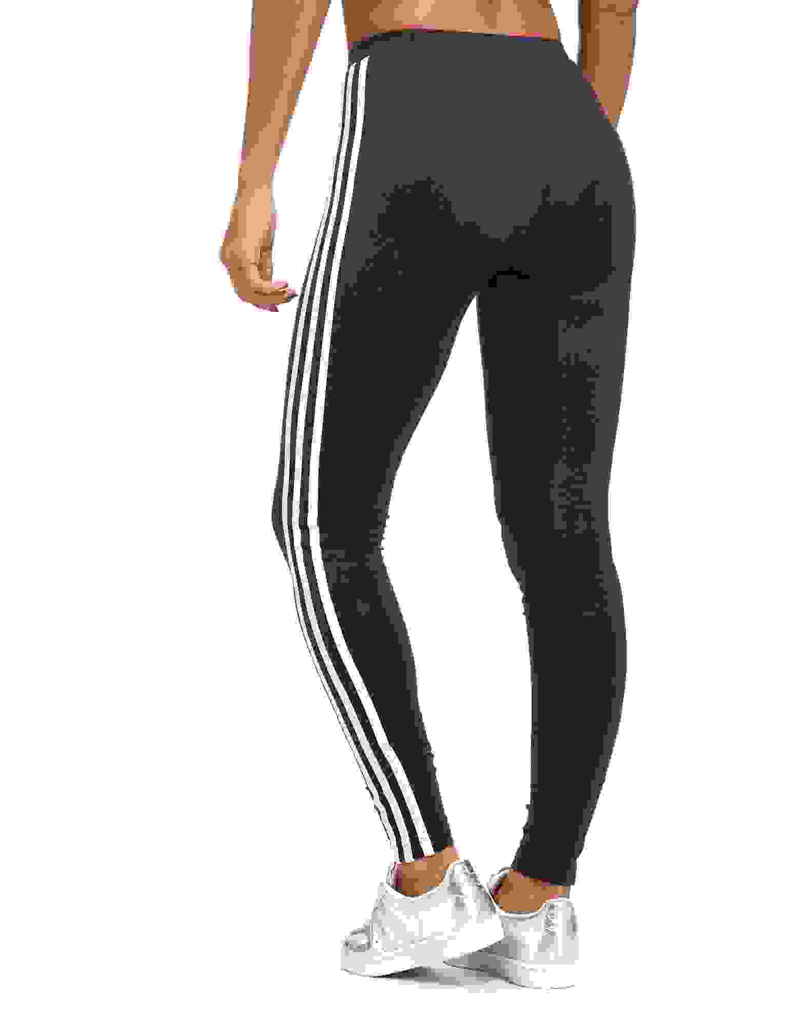 adidas leggings. adidas originals 3-stripes leggings n