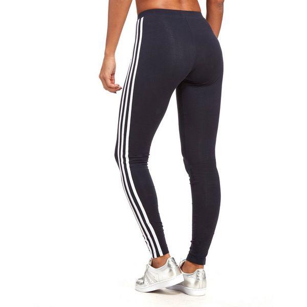 adidas leggings 3 stripes