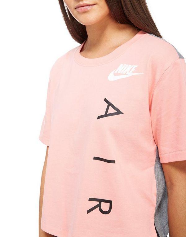 ... Nike Air Crop T-Shirt | JD Sports