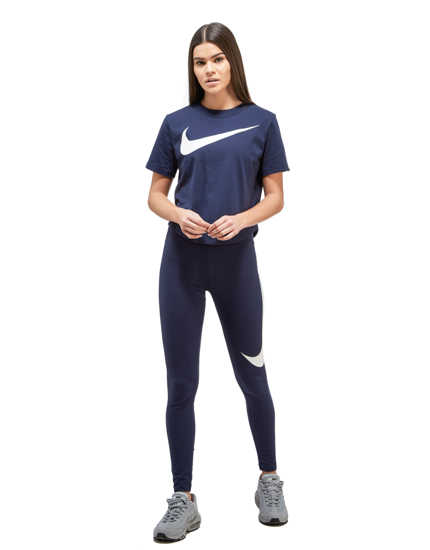Nike Swoosh Crop T-Shirt