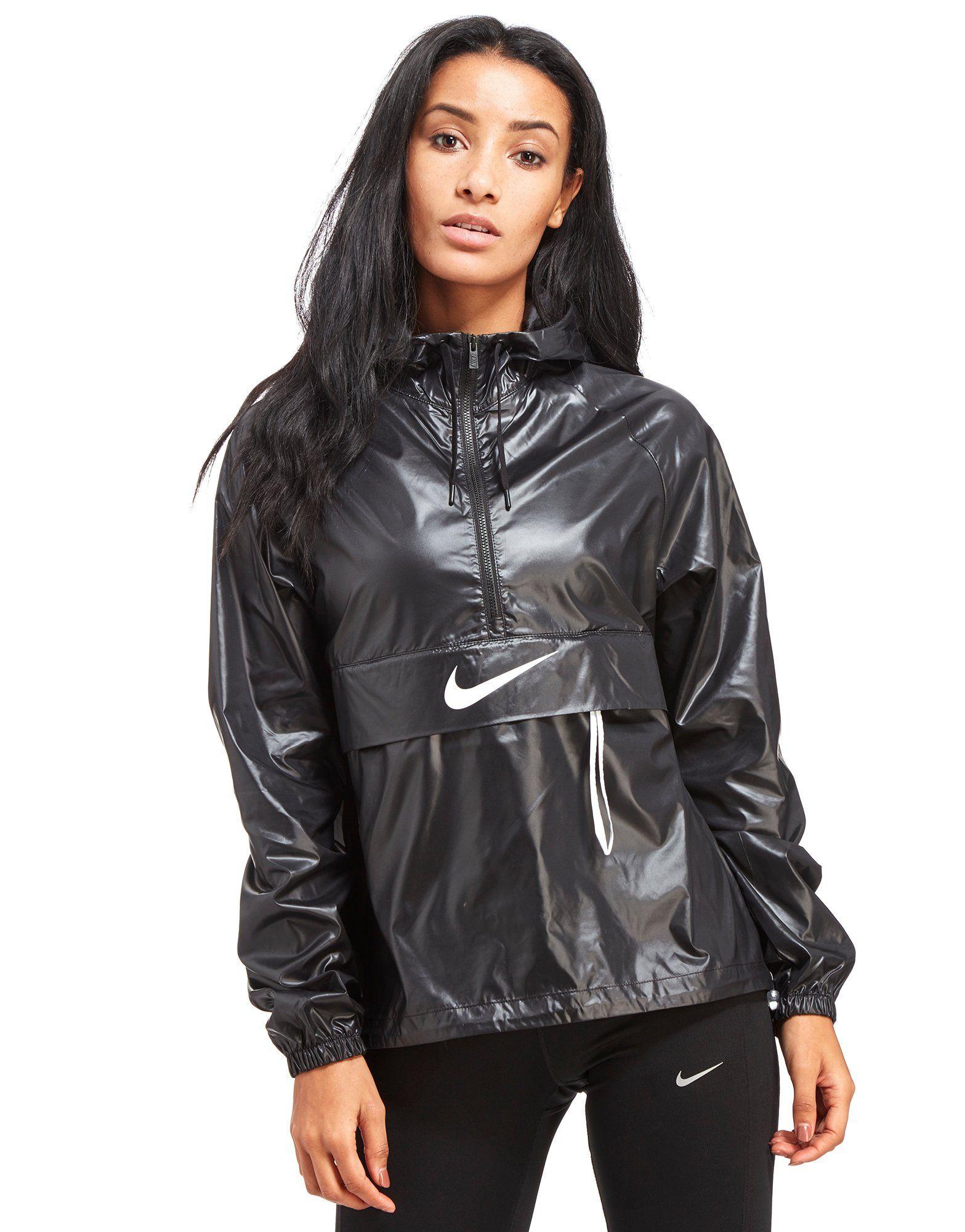 nike packable swoosh jacket jd sports. Black Bedroom Furniture Sets. Home Design Ideas