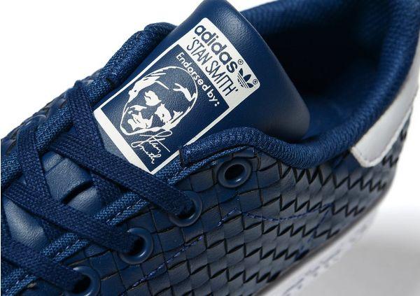 low priced d089d 256c2 Adidas Stan Smith Junior Blue aoriginal.co.uk