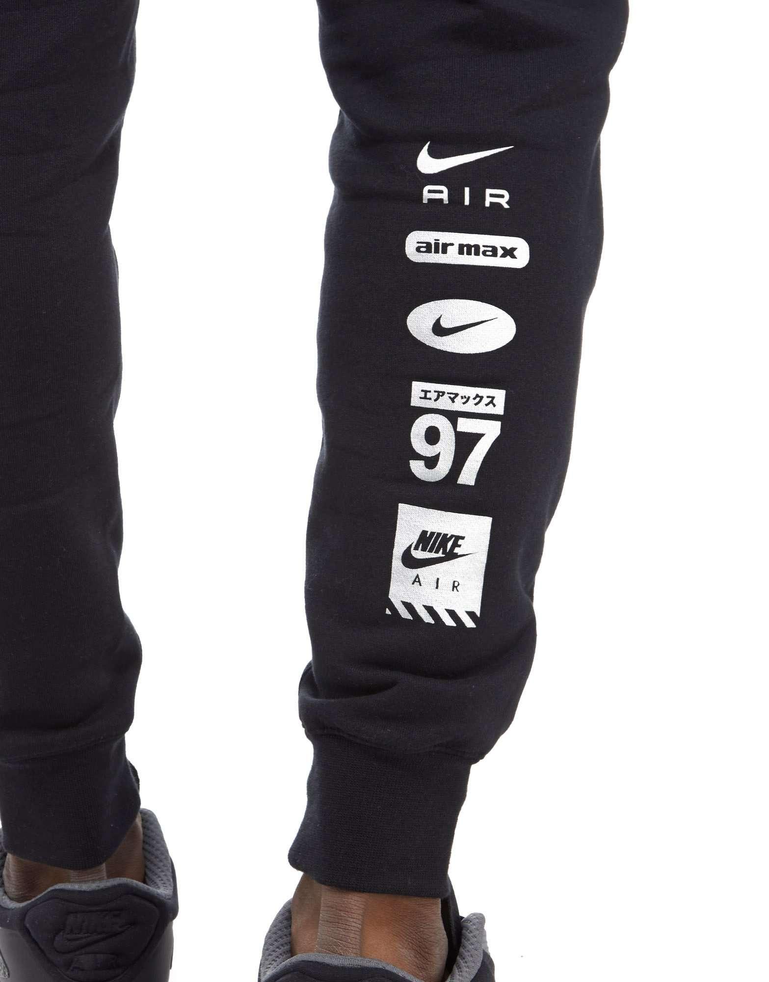 Elegant Nike Air Max Slim Jogging Pants Junior | JD Sports