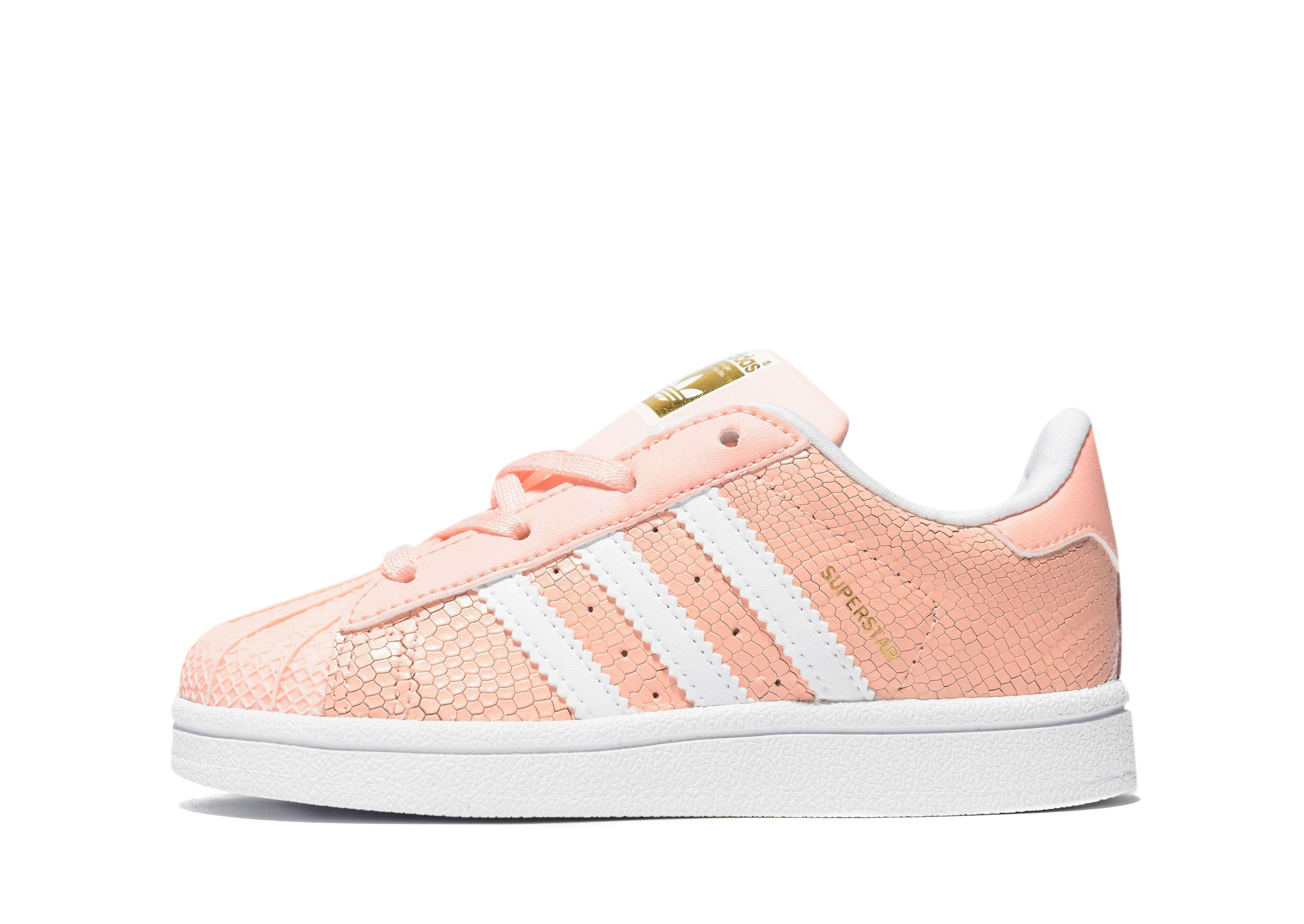 adidas superstar roze croco