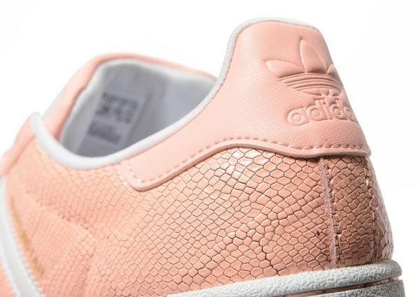 adidas superstar rosa reptil