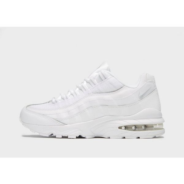 mens white nike air max 95