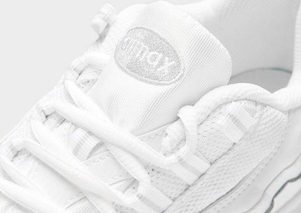 jd junior air max 95 white
