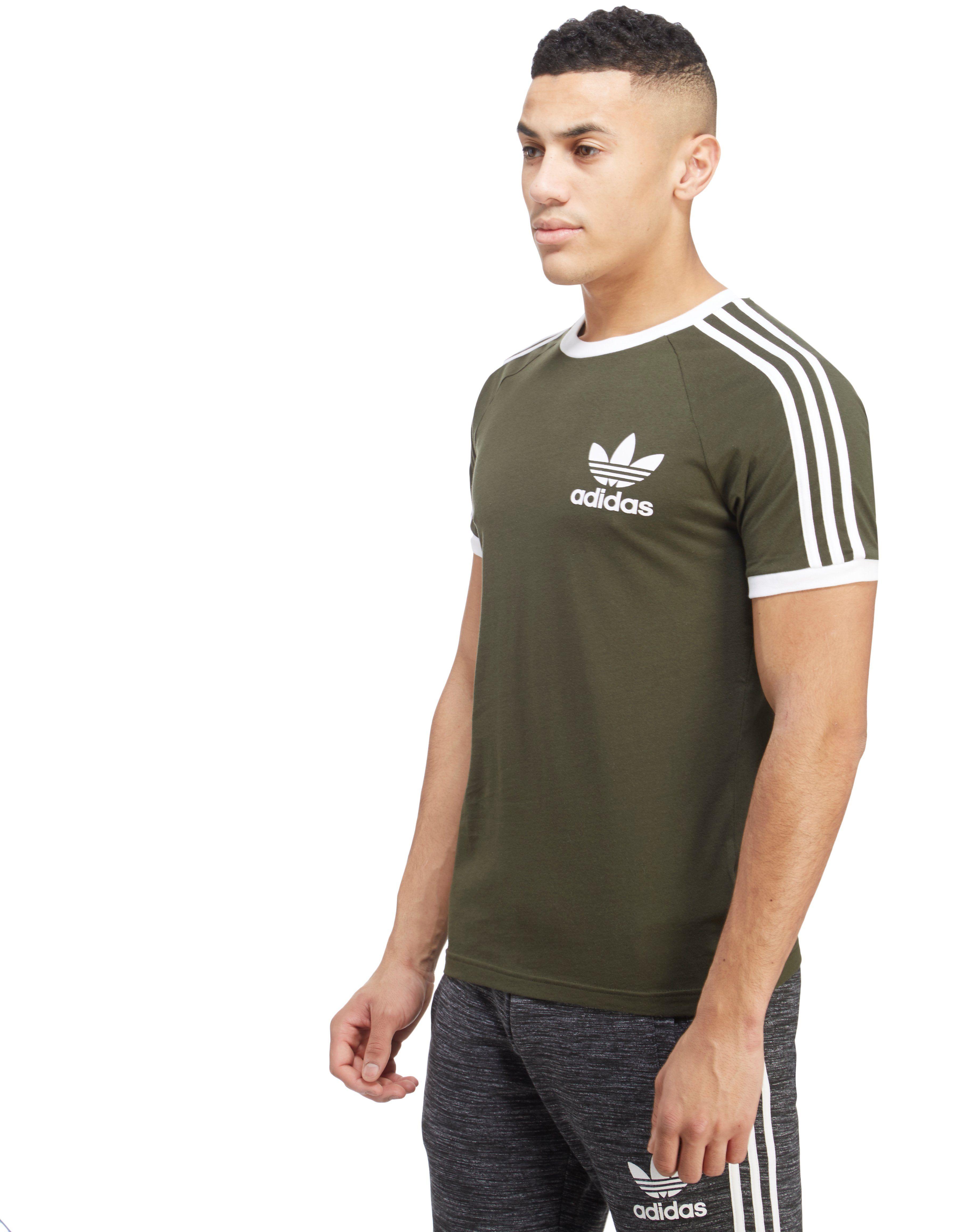 adidas california t shirt xxl