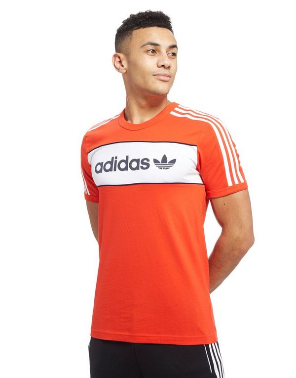 adidas Originals London Short Sleeve T-Shirt