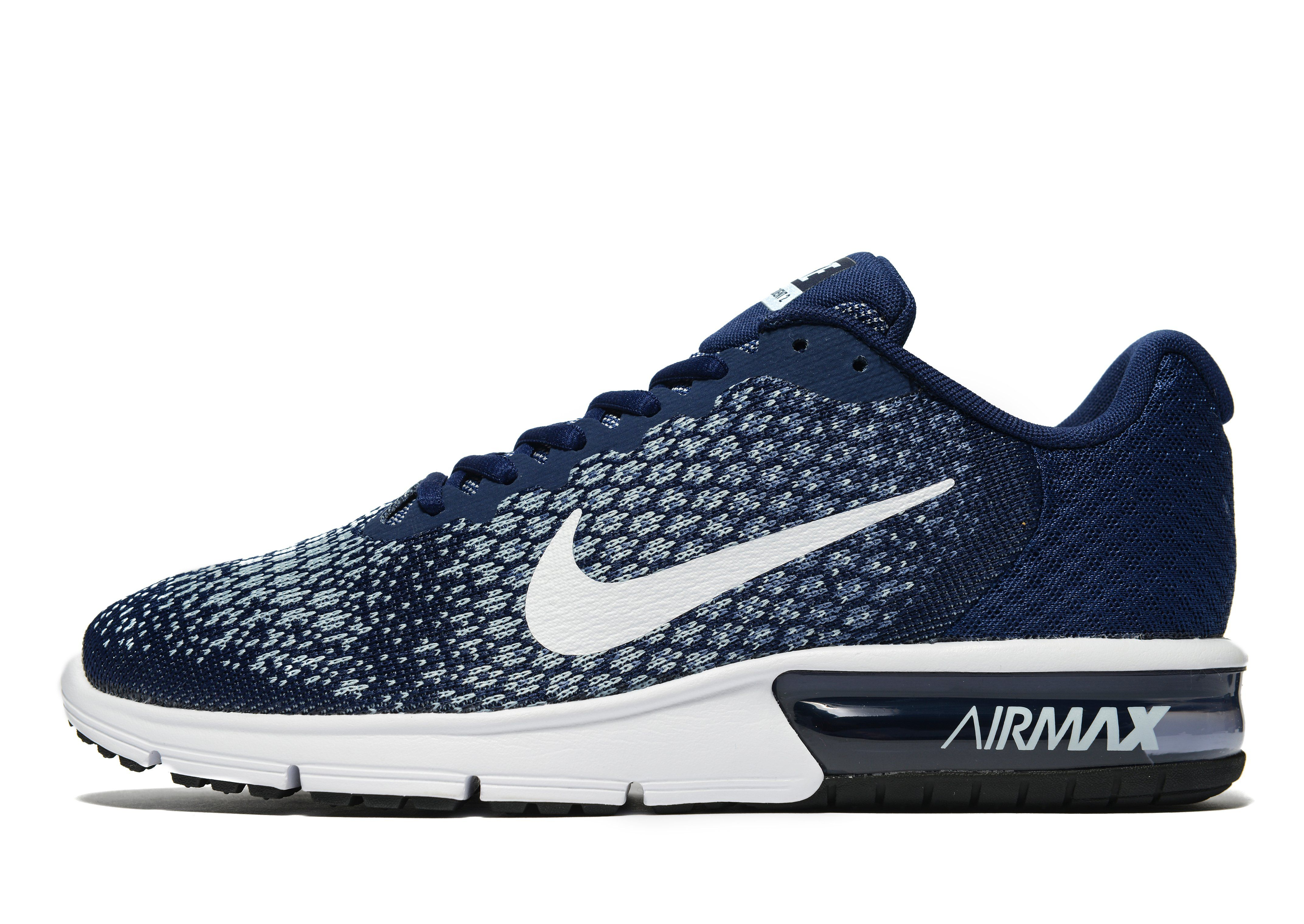 Noir Chaussures Nike Air Max Pour Les Hommes Séquent HgCDXil