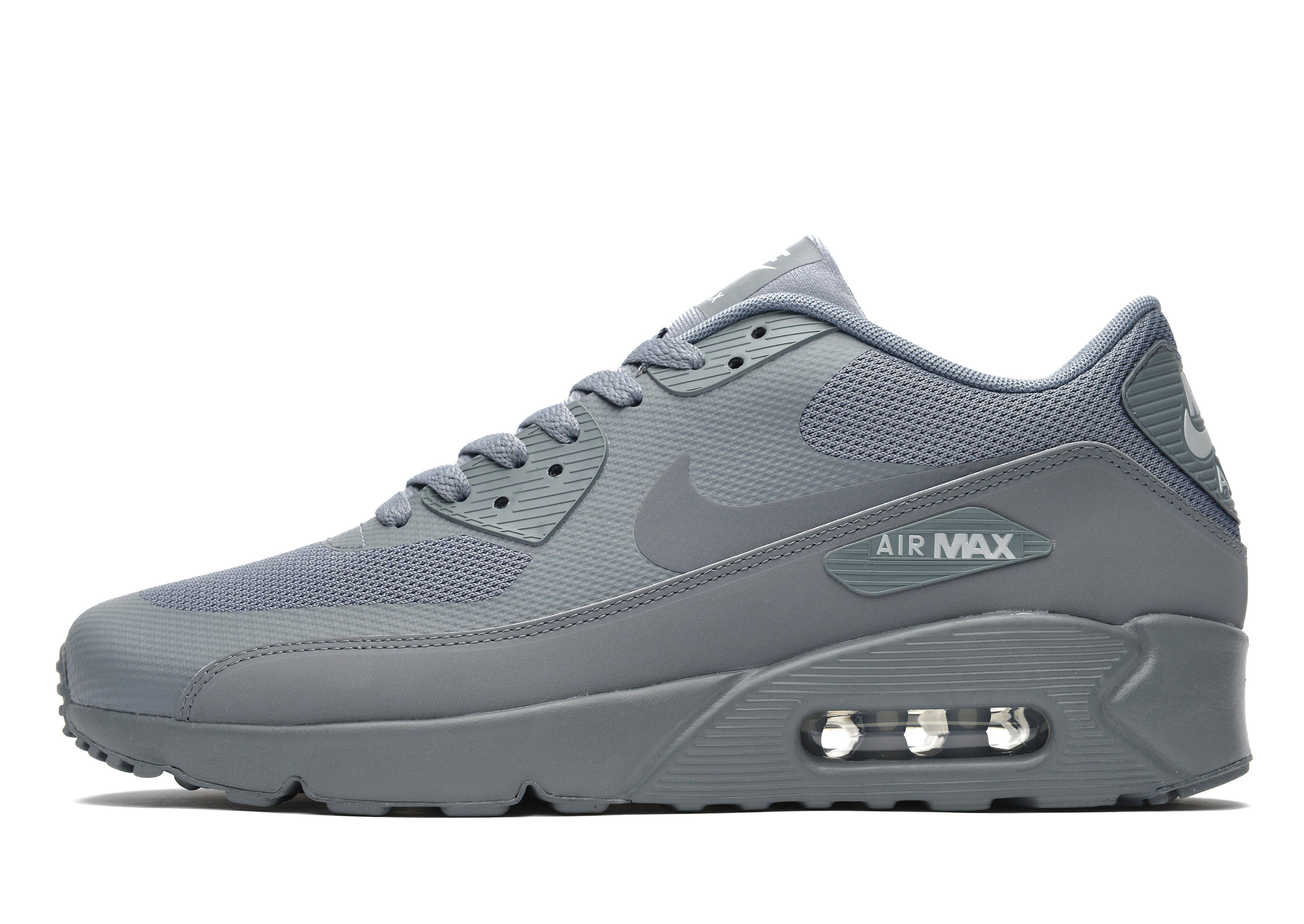 nike air max all grey