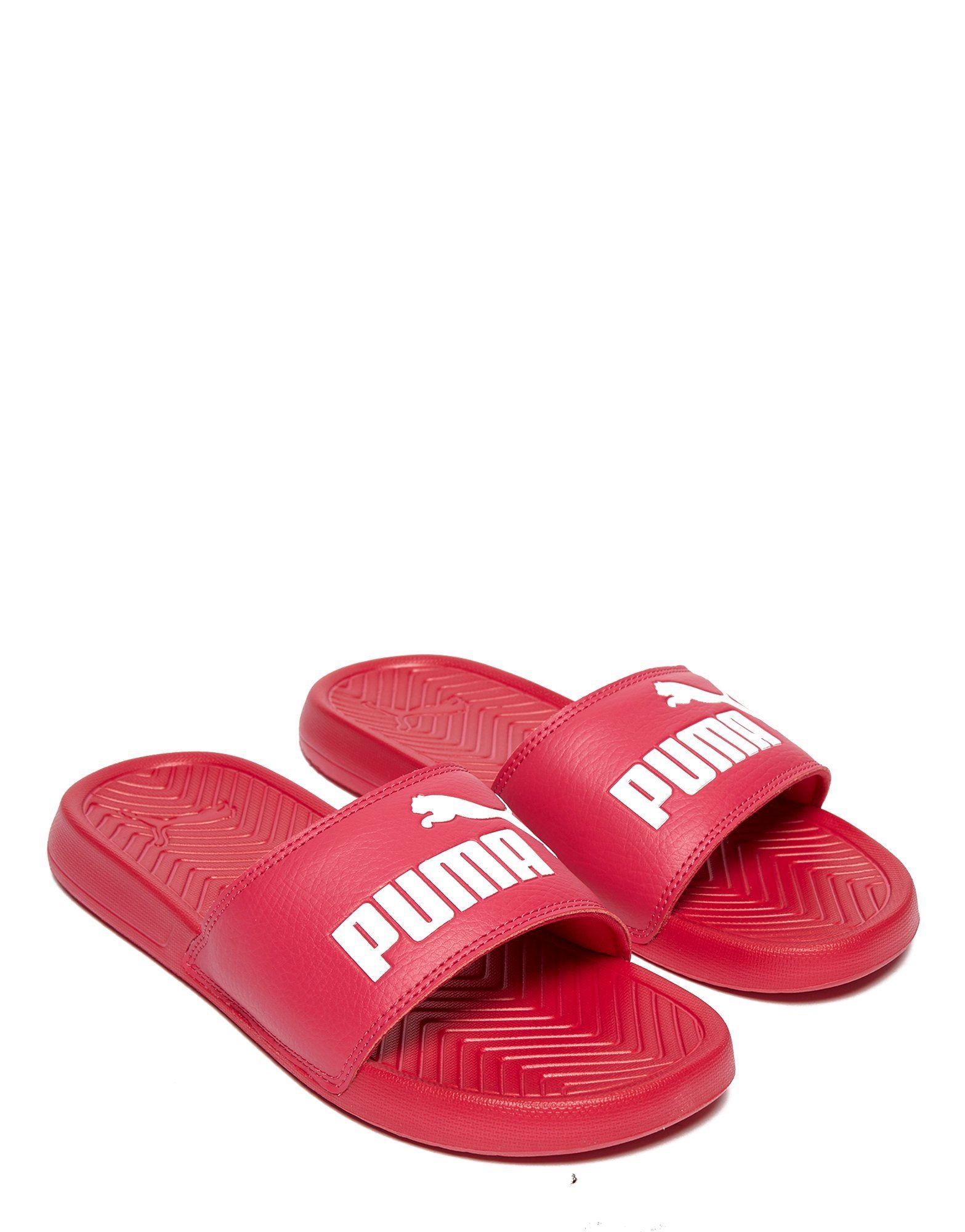 PUMA Popcat Slides Women's