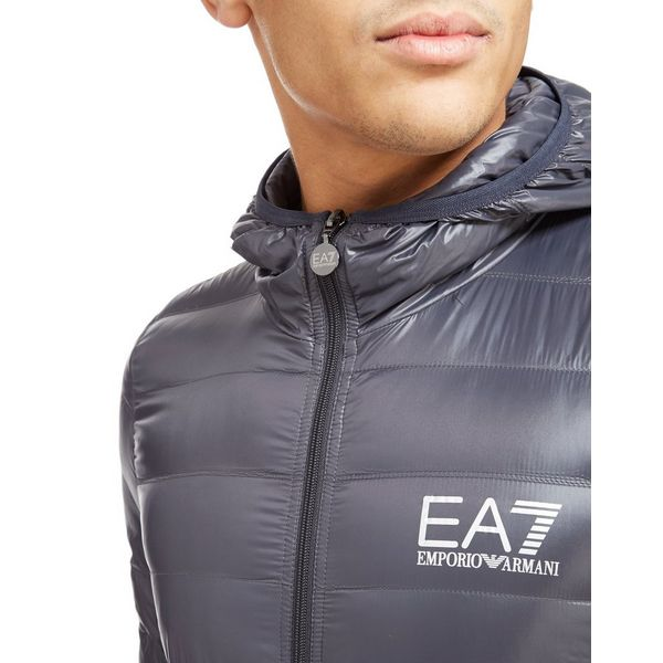 Emporio Armani EA7 Down Padded Bubble Jacket | JD Sports