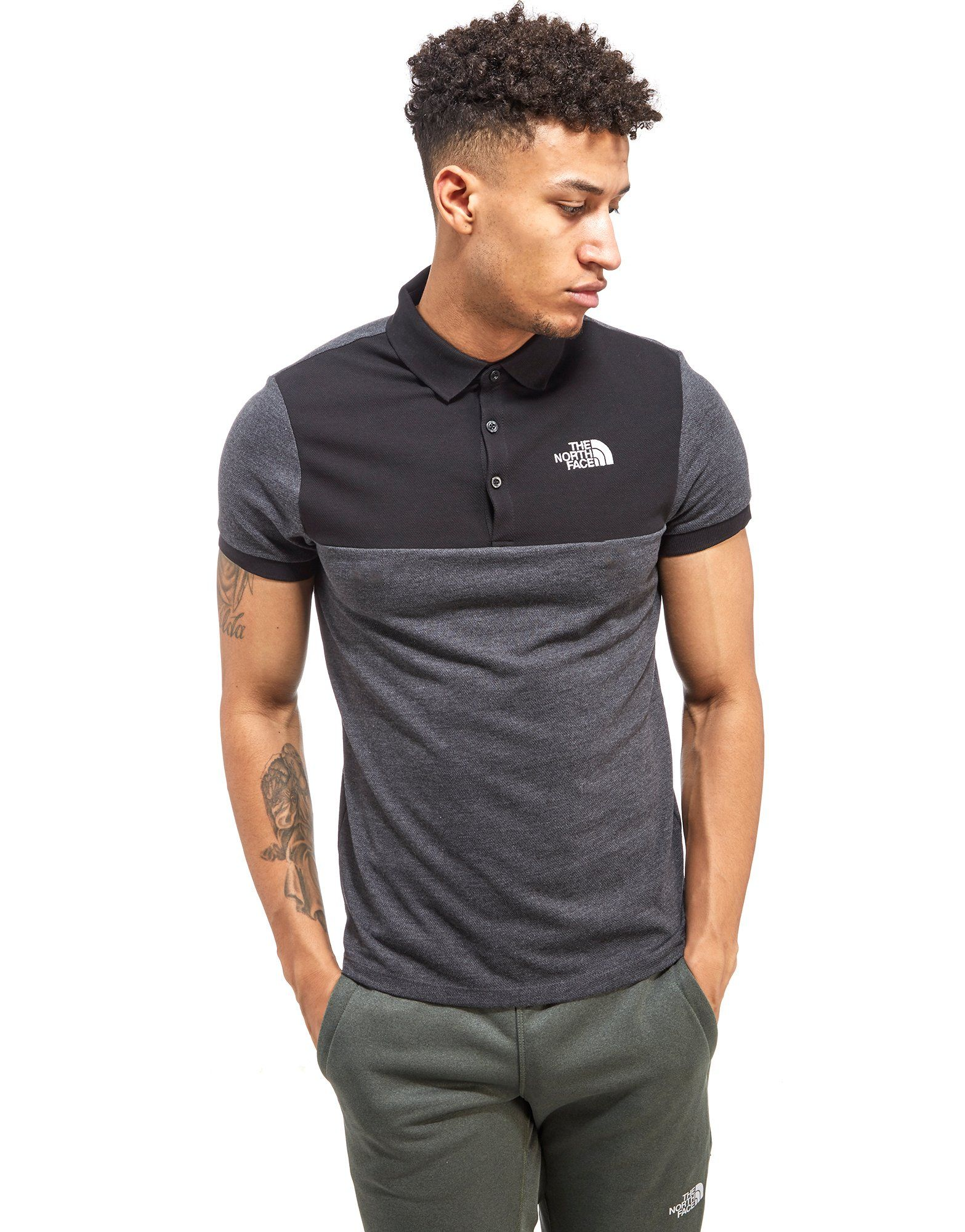The North Face Colour Block Polo Shirt