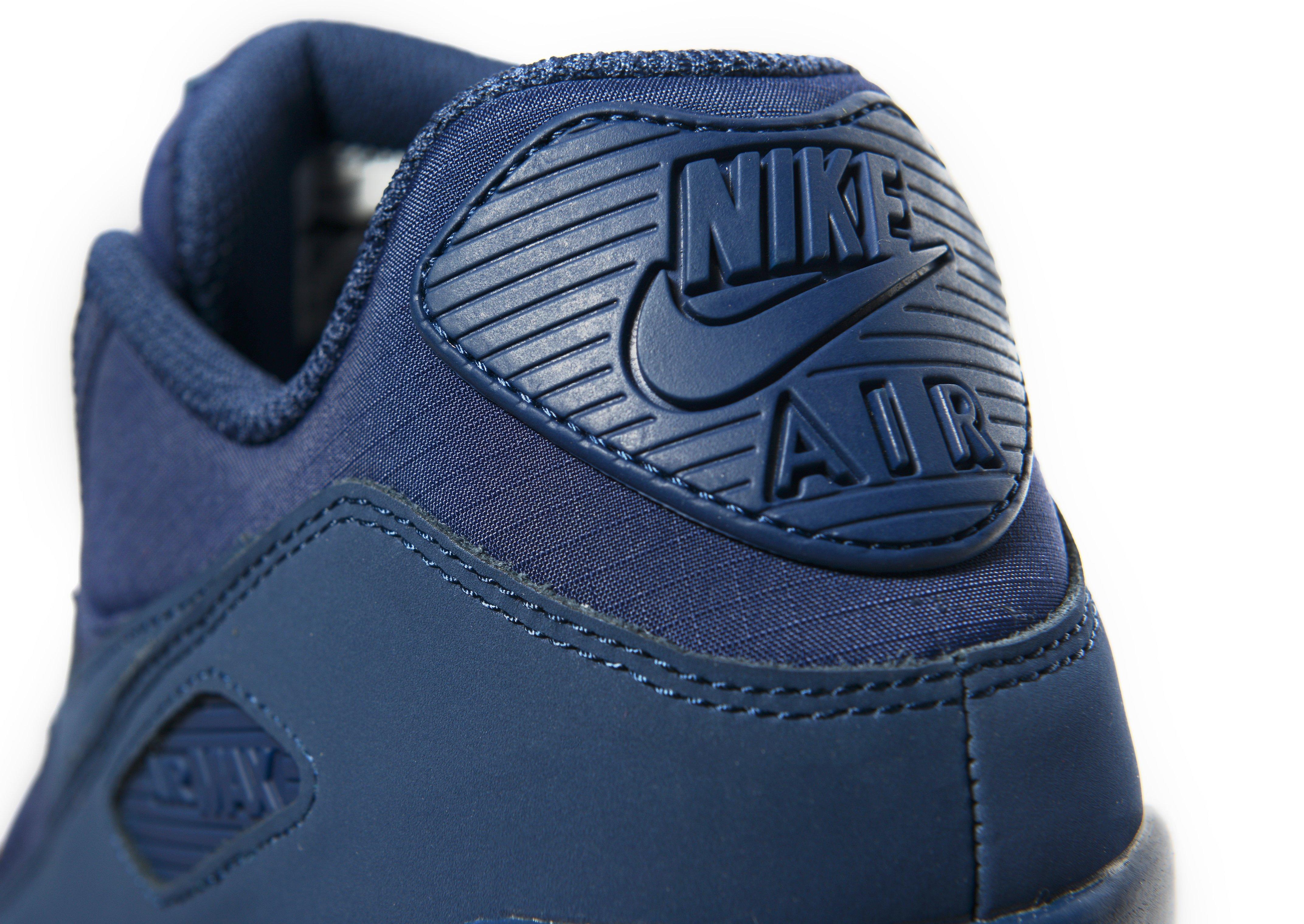 nike air max 90 navy blue jd