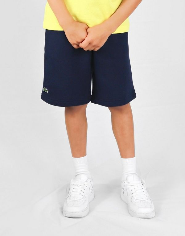 79b098cf1c1148 Lacoste Fleece Shorts Children