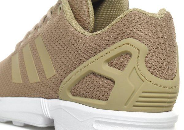 adidas originals zx flux khaki