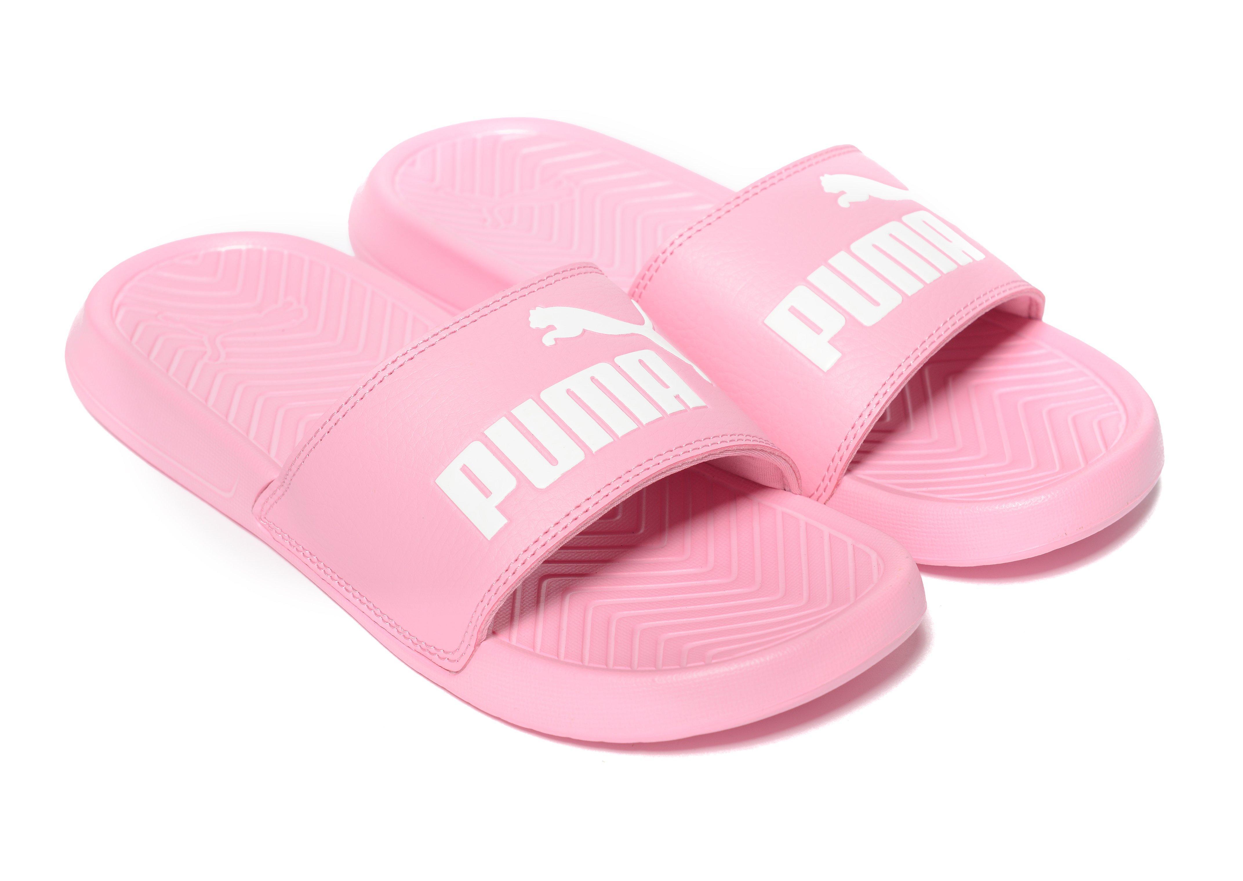 puma cianatte rosa