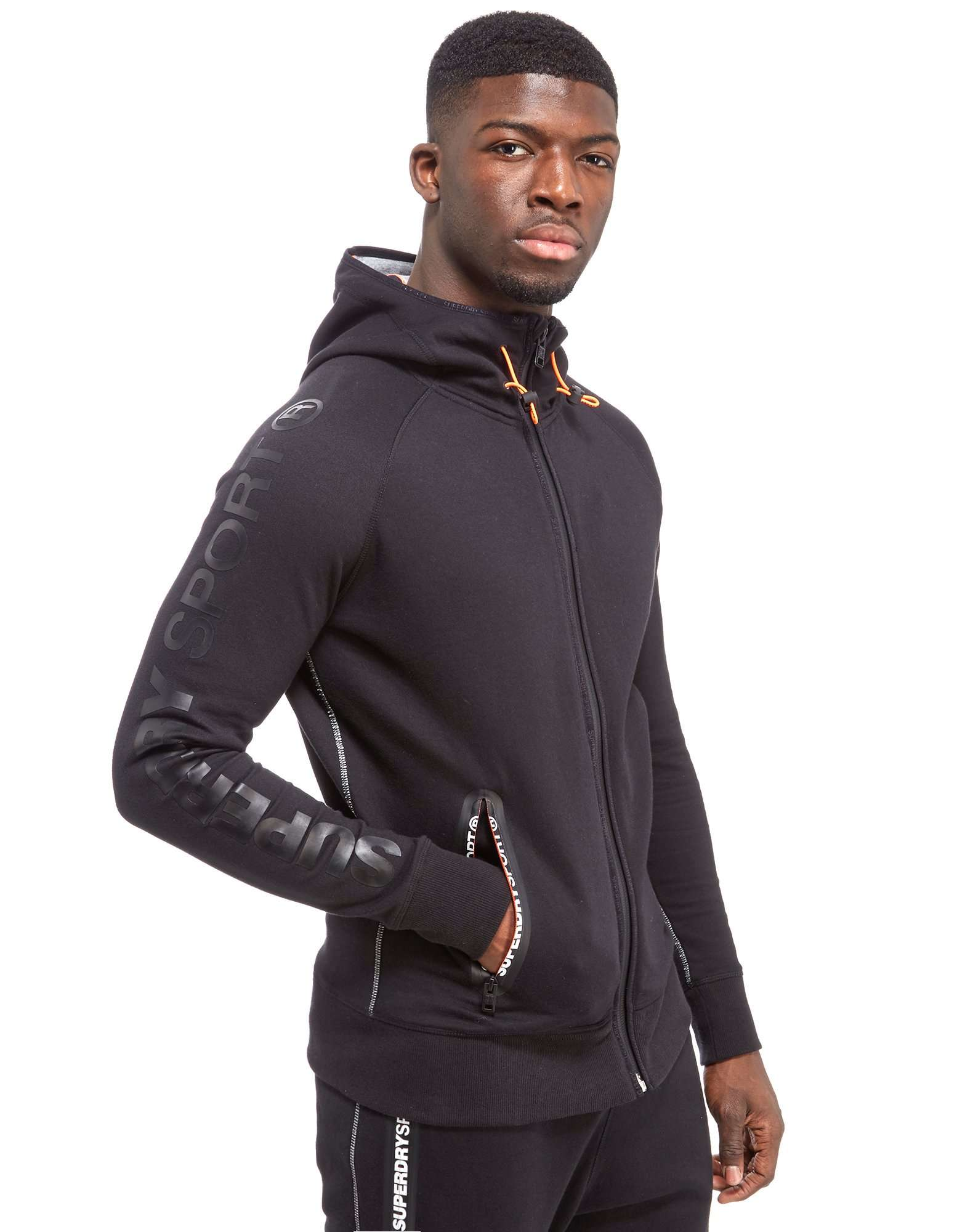 Superdry Gym Tech Zip Hoody