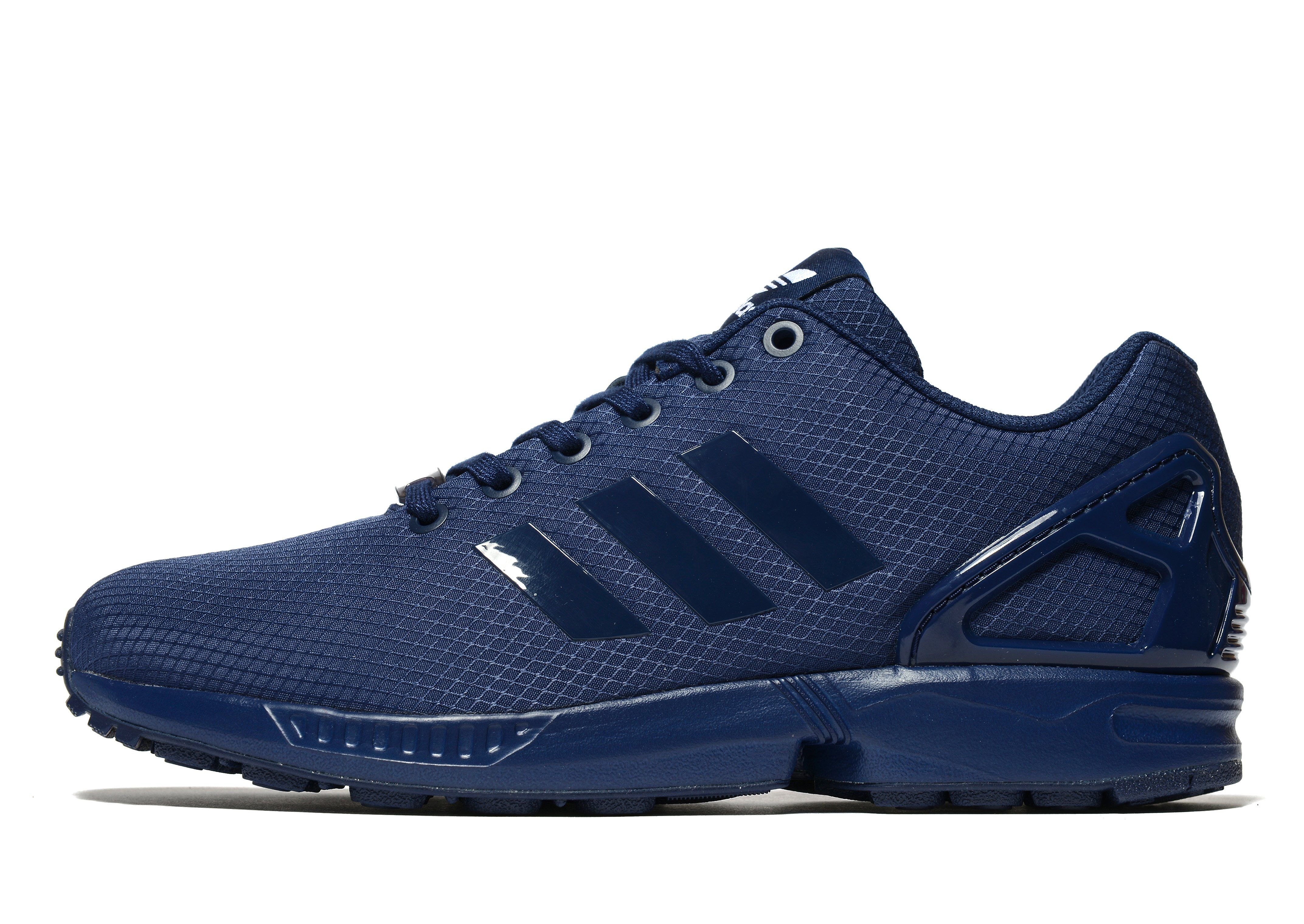 Adidas Flux Blue Smoke