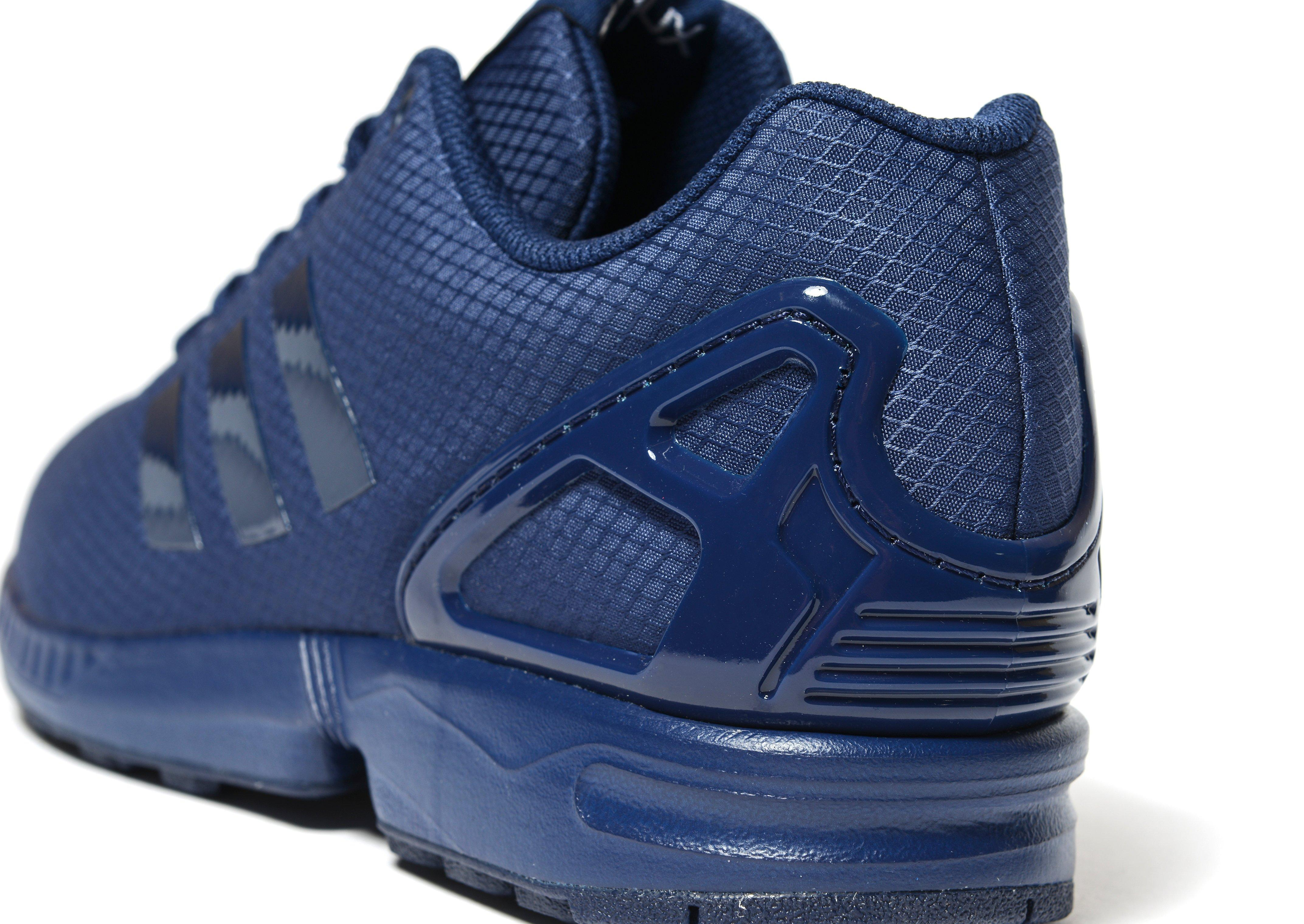 info for 701c4 f8bae where can i buy adidas originals zx flux all blue 96b21 8b9b5