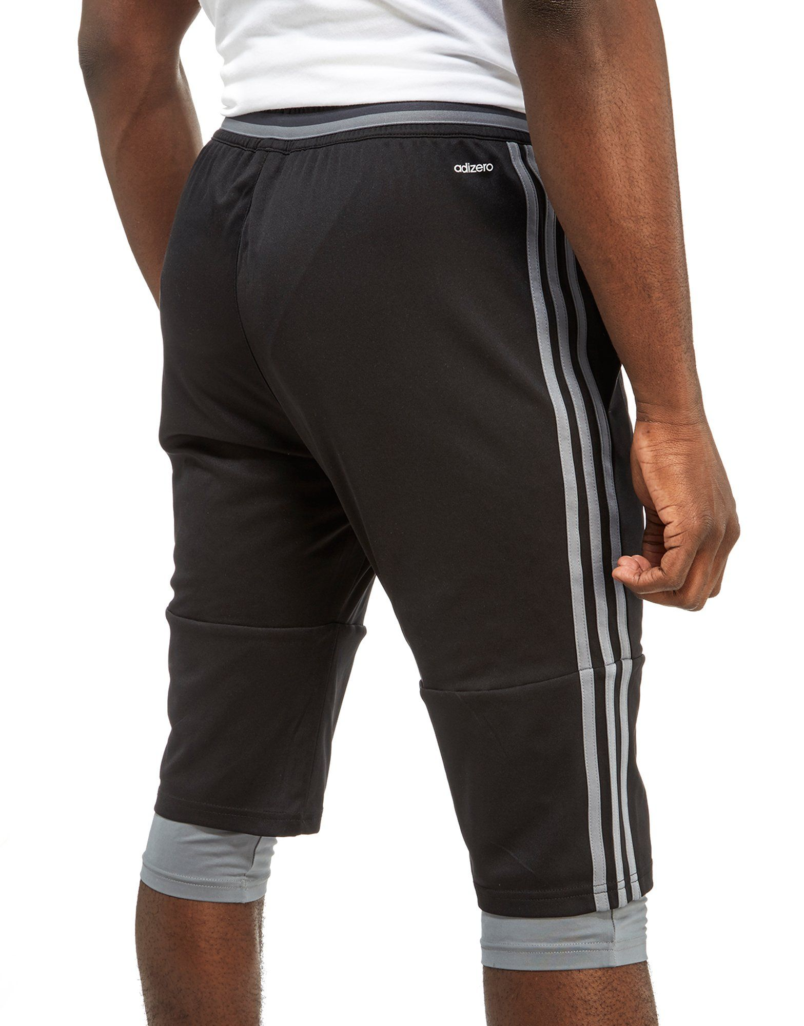 adidas Condivo 16 Three-Quarter Pants Schwarz