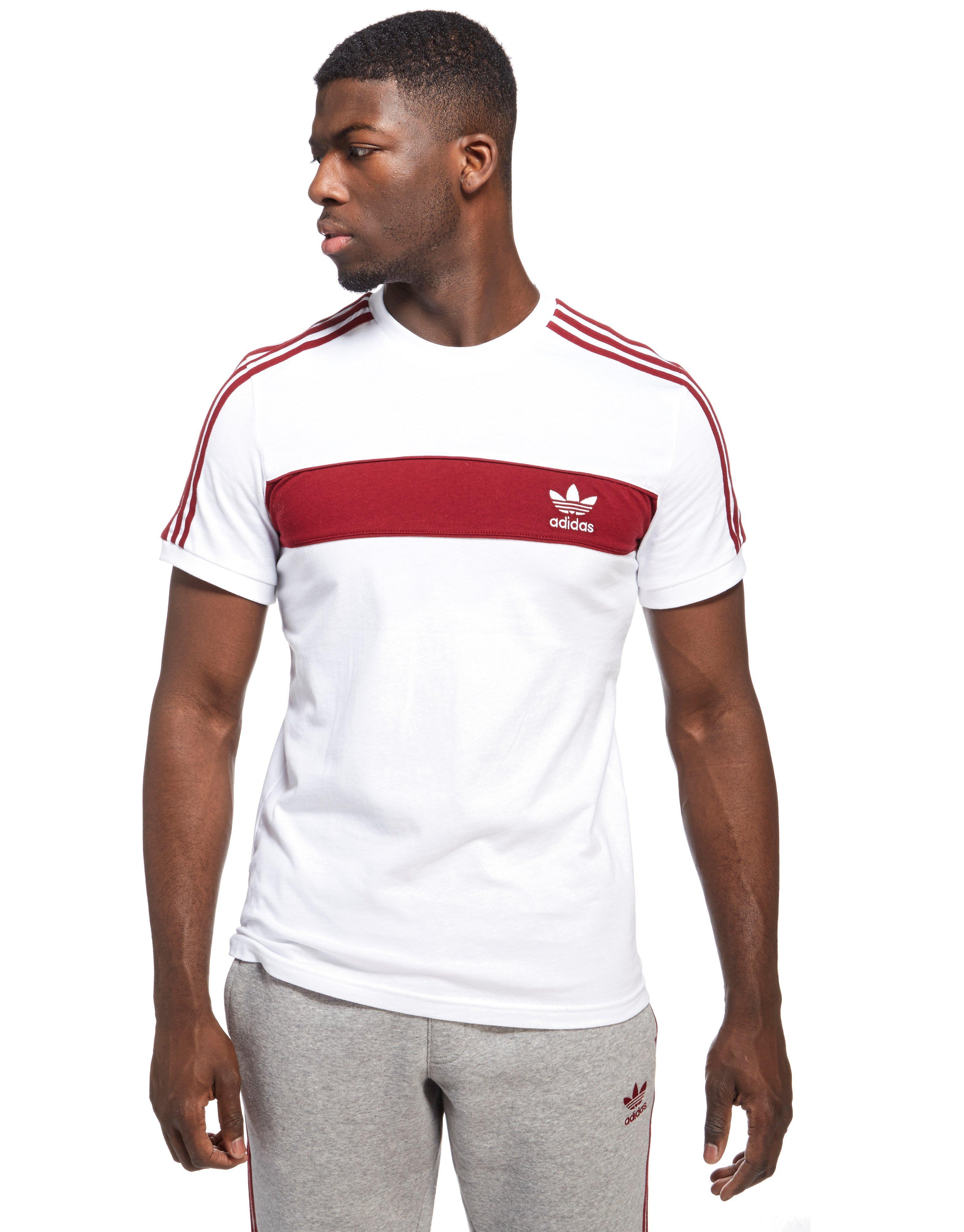adidas originals t shirt jd sports
