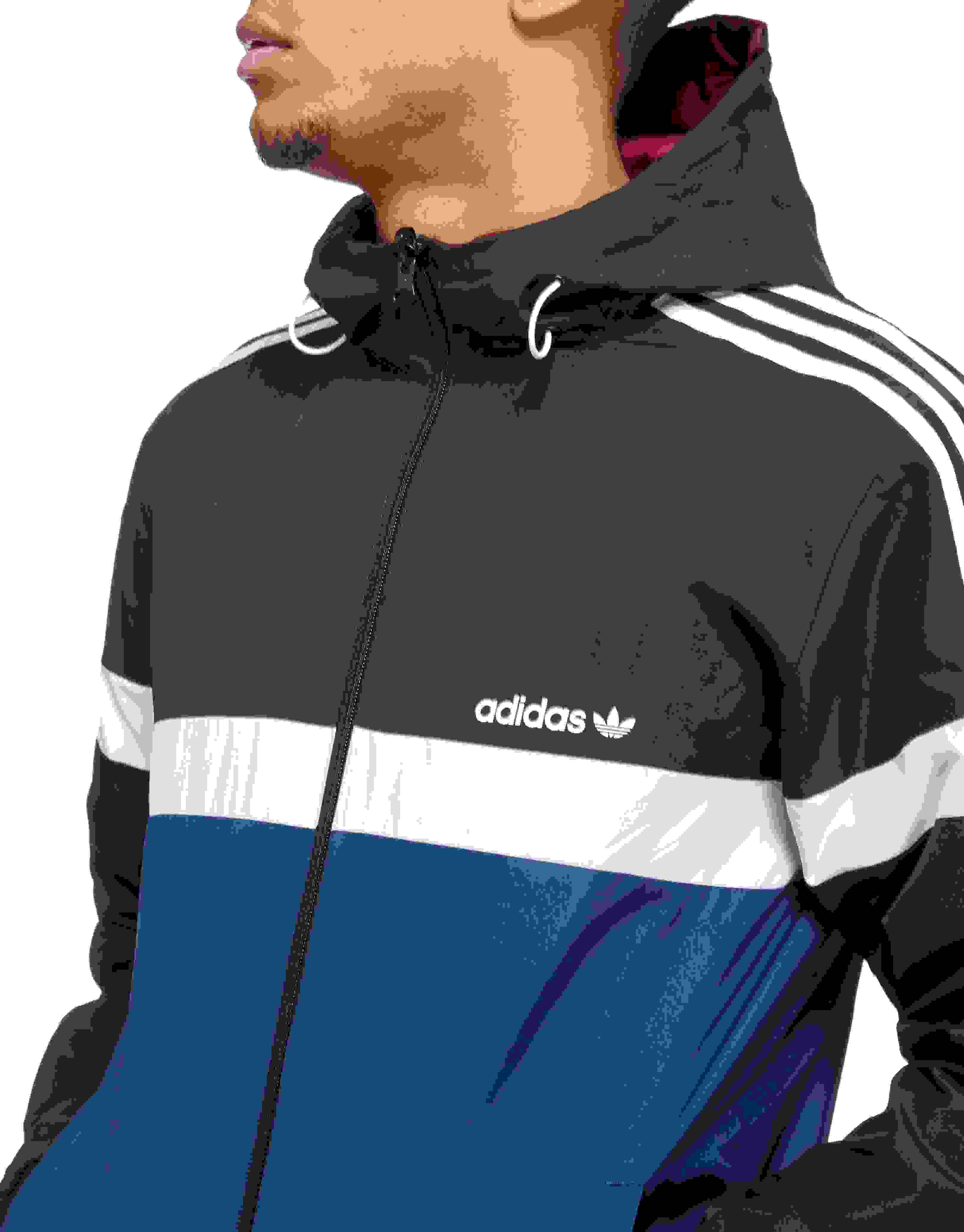 adidas jacket. adidas originals itasca reversible jacket