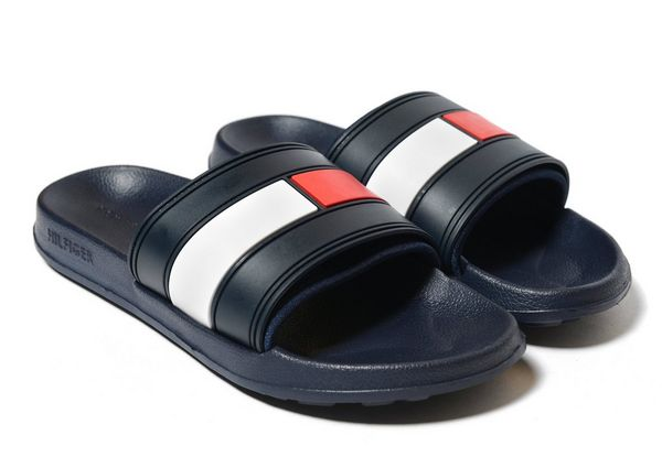 tommy hilfiger slides women s jd sports