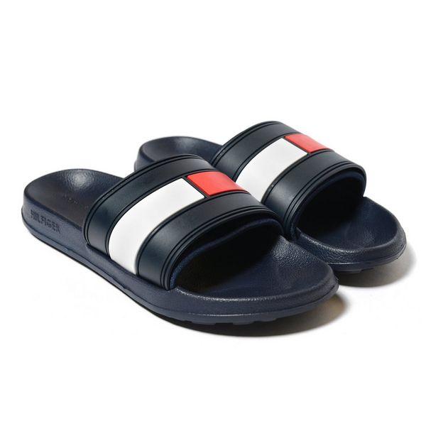 ab8f66e8a226 ... Tommy Hilfiger Swim Slides Women s ...