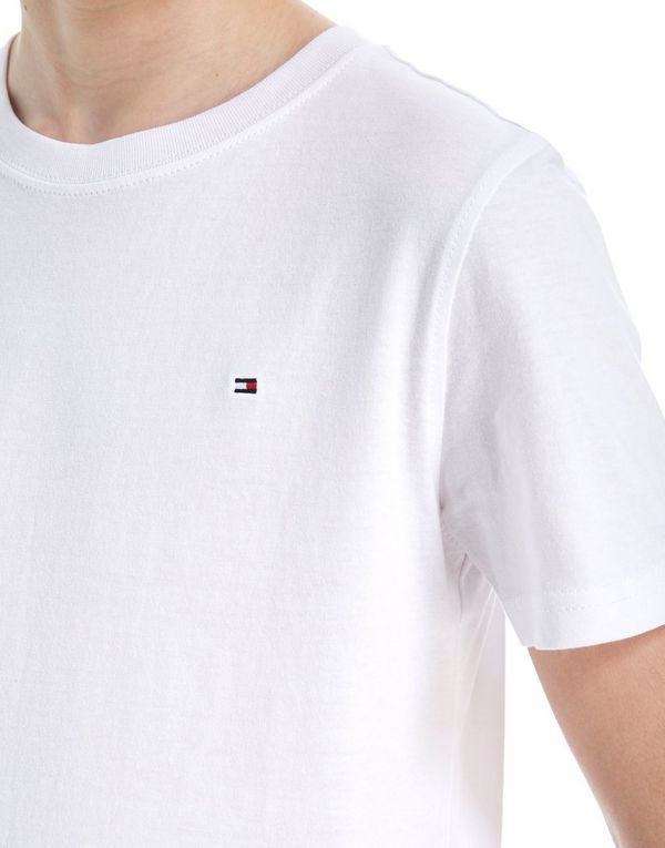 d5dde3d66 Tommy Hilfiger Small Flag T-Shirt Junior | JD Sports Ireland