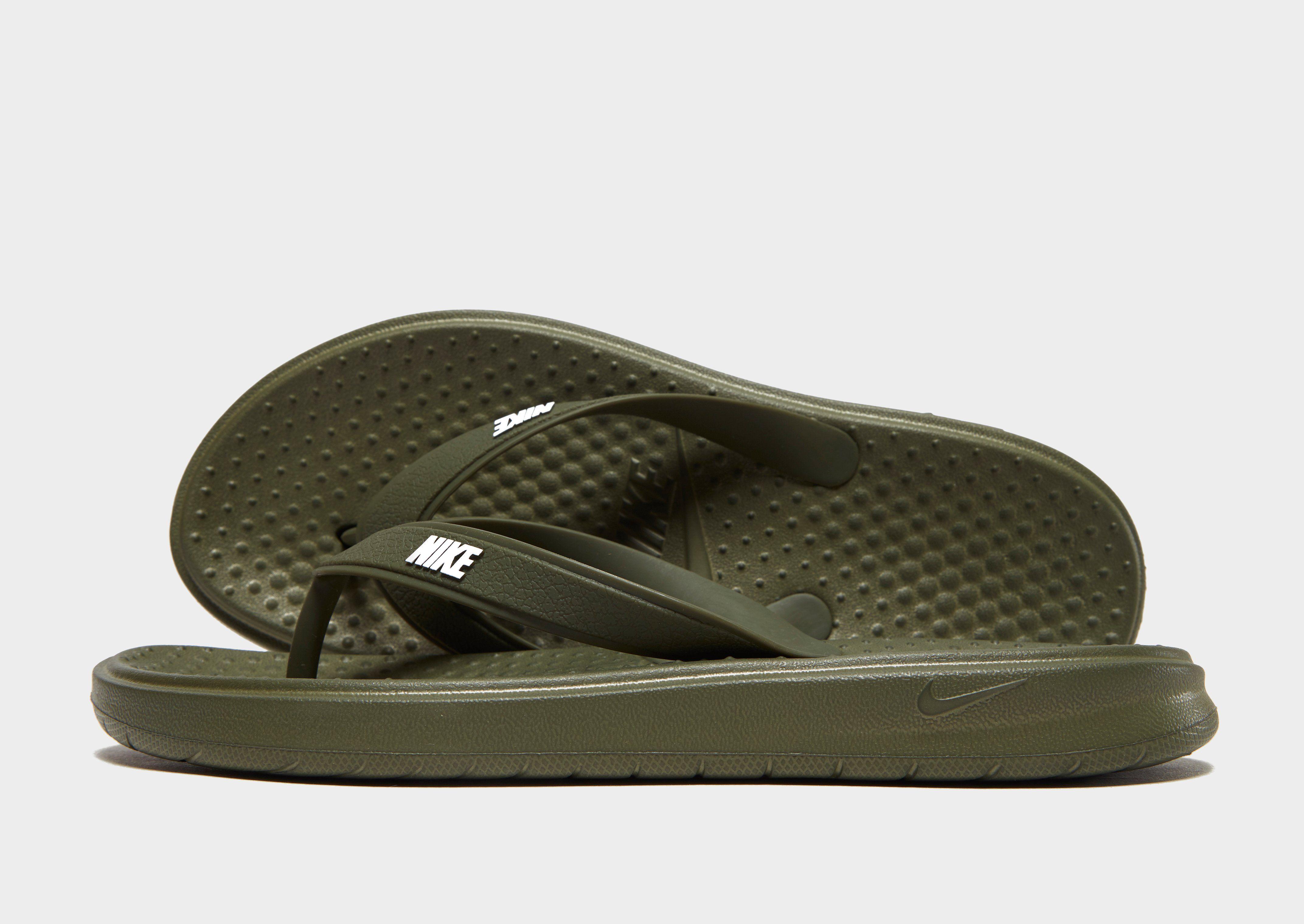 479794c481ab4 Nike Solay Flip Flops